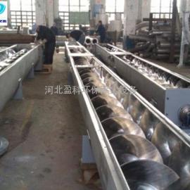 龙井螺旋输送机生产厂家化工厂专用环保设备