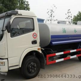 东风L3800多利卡8吨洒水车厂家直销,价格合理,售后完善
