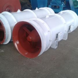 2*55KW隧道风机