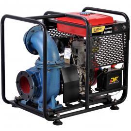 6寸电启动柴油机污水泵