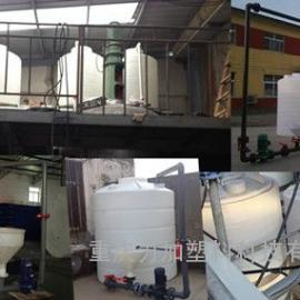 合成复配设备10吨减水剂复配罐设备厂家