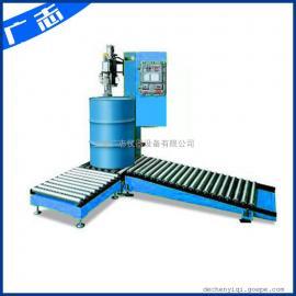 甘油200L灌装机 化工灌装机 润滑油自动灌装机