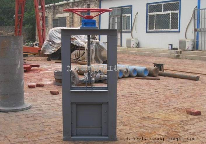 不锈钢渠道闸门重量|钢制闸门厂家