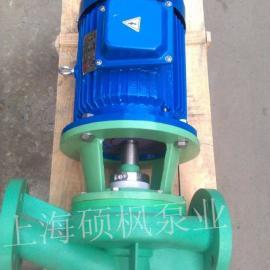 耐酸�A管道泵�r格|化工泵�S家|污水泵40FSG-18