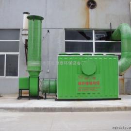 喷漆车间活性炭吸附器