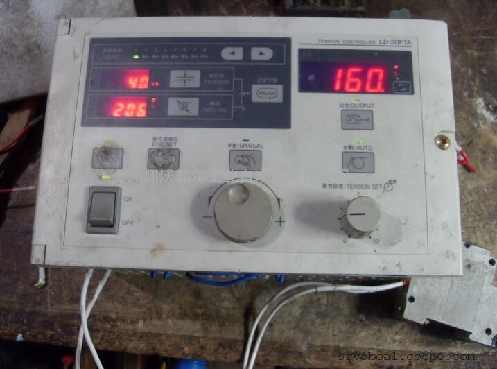 深圳三菱张力控制器维修