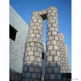 麻石脱硫除尘器 水膜除尘器 环保工程