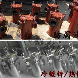 船用单联油滤器CBM1133-82