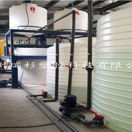 吉林聚羧酸合成设备|5吨聚羧酸生产设备