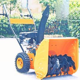 汕头手推式扬雪机价格清雪机厂家