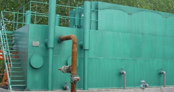 碳钢模块化净水设备