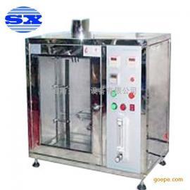 上海生产现货UL 94-2006塑料水平垂直燃烧试验机
