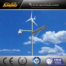供应南宁市风光互补一体化智能视频监控供电系统