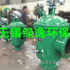电动刷式过滤器 管道自清洗过滤器 循环水旁滤过滤器