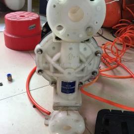 德国弗尔德气动隔膜泵 排污泵