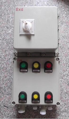 三相异步电机防爆综合磁力启动器