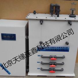 普兰二氧化氯污水处理设备、安全可靠