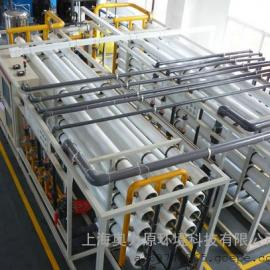 全膜法电厂锅炉除盐水设备,小型自备电厂用除盐水设备