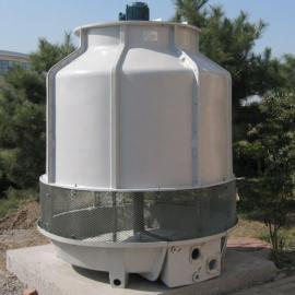 圆形逆流式新型节能冷却塔