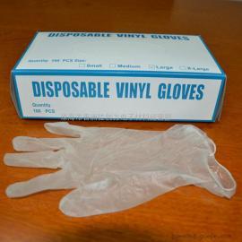珠海拱北一次性PVC手套价格 一次性PVC手套厂家