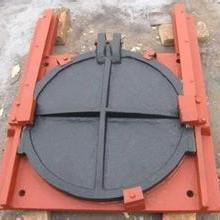 云南湖南单向双向铸铁闸门1.5*1.5米价格
