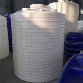 8立方盐酸贮罐8吨双氧水贮罐武汉塑料PE贮罐化工贮罐