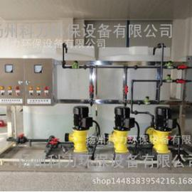 专业生产 杀菌剂加药装置 科力制造