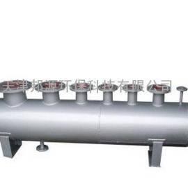 天津酒店大型中央空调分集水器生产厂家