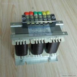 交流三相输出电抗器 变频器用出线电抗器380V 11KW 和康电子