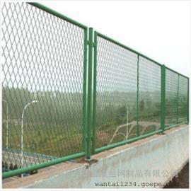 供应金属板网@小区围栏网 @公路防护用网