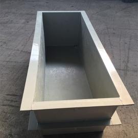 化工防腐设备PP酸洗槽废水处理设备PP酸洗槽可来图定制