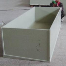 PP酸洗槽电镀槽化工污水处理池徐州PP电镀槽厂家