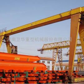 河南卫华起重5吨MH型电动葫芦门式起重机 包厢