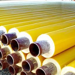 聚氨酯无缝直埋空调管道保温厚度厂家设计