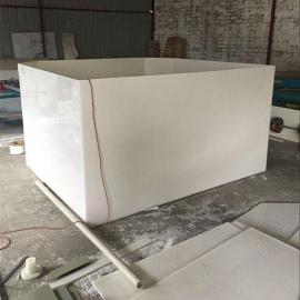 化工防腐酸洗�O��PP酸洗槽�M口PP材料PVC塑料酸洗槽