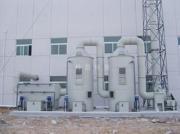 喷射型塔板洗涤器 建材行业废气净化设备 酸雾废气净化塔