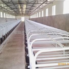 鄂州母猪定位栏规格/优势/仔猪定位栏价格/尺寸/定位栏的安装