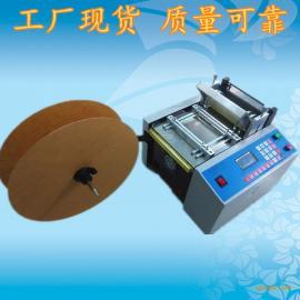 厂家现货橡皮筋管切管机 玻纤管裁切机 PVC套管切割机
