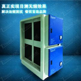 TLETP天朗环保低空高效系列福田圆岭厨房油烟净化器厂家直销目测&