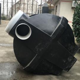 石门1吨新农村改造改厕专用化粪池一体化粪池生物化粪池