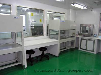 广东PCR实验室设计与施工建设标准实验室工程