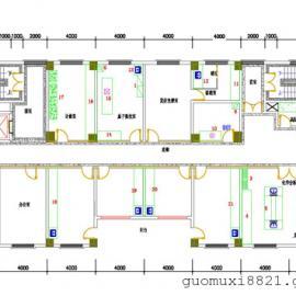 山东化学实验室设计建设化学实验室台柜