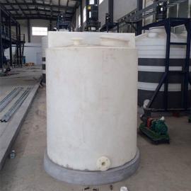 供应株洲耐酸碱自动加药装置水处理加药箱PE计量罐