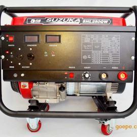 移动式250A汽油发电焊机