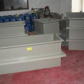 供应成都电镀厂专用PP酸洗槽电镀槽塑料防腐电镀槽