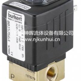 德国宝德Burkert6014微型电磁阀