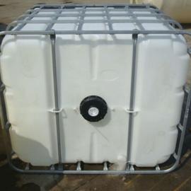 供应成都市IBC塑料包装桶涂料包装1吨桶厂家