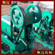 钢筋调直机 4-8mm钢筋调直切断机 全自动调直断料机