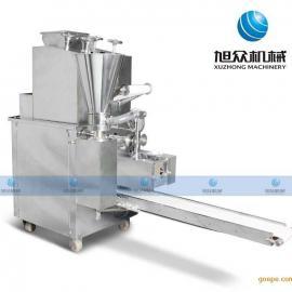 宜州仿手工饺子机 包合式饺子机