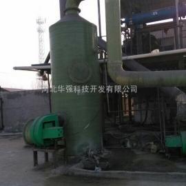 华强生产  安全玻璃酸雾吸收塔